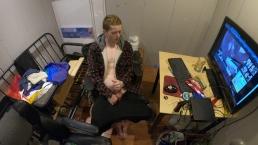 Str8 Redneck Caught Assistindo Pornô Gay [por favor, junte-se ao fã-clube]