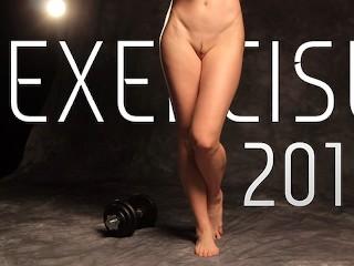 Sushmita Sen Sex Scene Very Erotic Workout Ending With Creampie - Sexercise2019, Amateur Big Ass Bab