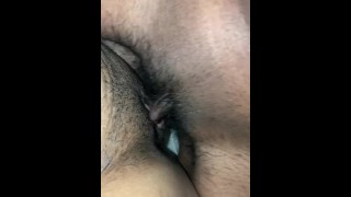 Super Wet Pussy Tribbing