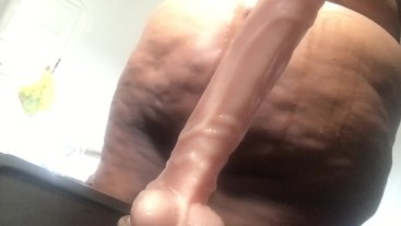 Done Practicing, Who Dick Can I Hop On & Fuck ?