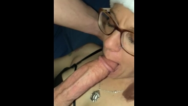 Tattooed Babe Can't Get Enough Of Husband's Big Cock For Christmas!