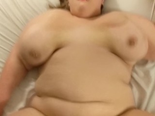 2 foot long cock getting pound on my back, chubby point of view homemade bbw pov bbw