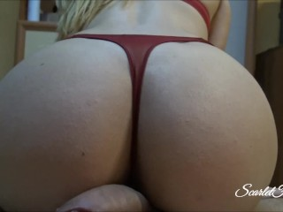 Naked girl shaving her vagi 4 minutes of the most perfect ass ive seen + cumshot, butt point of view