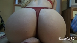 4 Minutes of The Most Perfect Ass I've Seen + Cumshot
