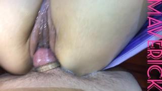 Huge Boobs BIG Cum. My stepMom Fucked Hard!