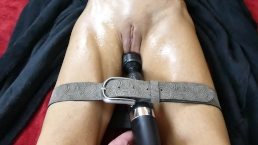 bound multi squirt orgasm control torture for wet tight milf