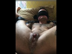 SQUEEZING OUT A HUGE LOAD