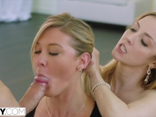 TUSHY Boss Lady Tests Her Assistant's Anal Limits