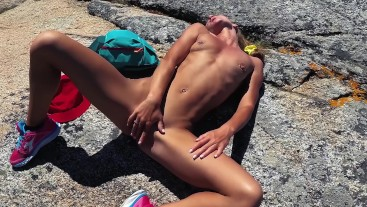 Sasha Bikeyeva - Nude Tourism SEXERCIZE 2019