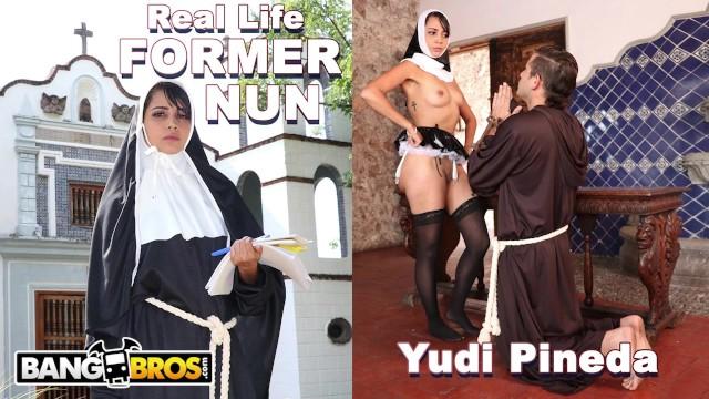Holy cross catholic blowjob - Bangbros - blasphemous ex catholic nun yudi pineda commits unholy act