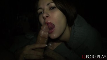 Fill My Mouth With Cum - LJFOREPLAY