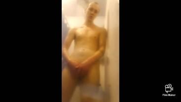 My kinky shower