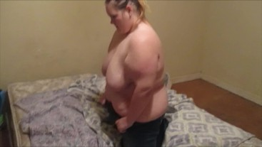 Transgender Fucks Wife In Ass & Pussy On New Years Intense Orgasm