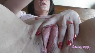 My Pussy Pulsates - Doxy Orgasm - Princess Poppy