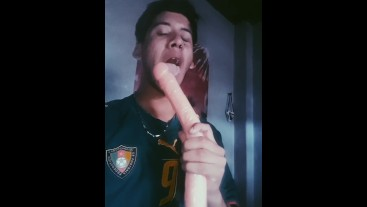 """My NEW 16"""" Long Dildo (Preview)"""