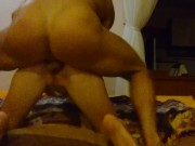 Another one of my lover. Cheating with a thick cock. Video for husband...
