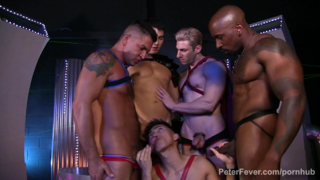 Group gay xxx Biggest xxx superhero orgy ever from gayvengers episode 6