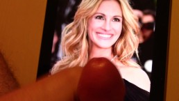 Julia Roberts Cum Tribute 2