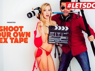 LETSDOEIT - Guide To Filming Your Own SEXTAPE With Sicilia And Andy Stone