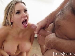 3gp king www com jules jordan kenzie taylors fantasy comes true, she gets anal sex, julesjordan ass