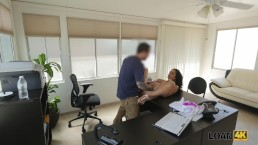 LOAN4K. If Latina wants pay rent, she should pass special casting