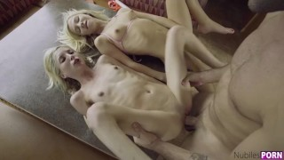 NubilesUnscripted - Piper Perri, Kenzie Reeves - Spring Break Lake Powell 1