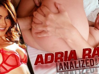 Hidden Camera Bathing Video Fucking, ADRIA RAe GETS aNALIZED aND REVEALs STORY aBOUt HEr FIRST aNAl