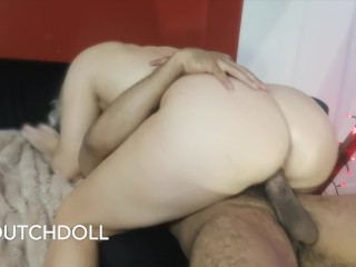 4K – Horny Blonde Teen Fucked By Big Cock til he Cums on her Pussy
