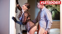 LETSDOEIT - Passionate FANTASY Fuck with Beautiful Czech Babe Kendra Star