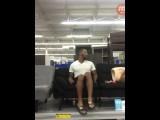 Duriel Hines - Famous Walmart Jack Off Video