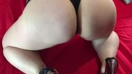 merculedì - anale con cazzo e sex toys con finale creampie