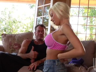 Brother sister homemade tape the trouble with young girls scene 4, blonde slim babe blowjob riding cock