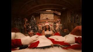 VRBangers.com-Abella Danger And Her 7 Sexy Elves Christmas Orgy VR Porn