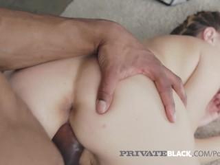 The Worlds Hairest Pussy Fucking, PrivateBlack- Braided Babe Mary Kalisy Fucks Big Black Cock Blowjo