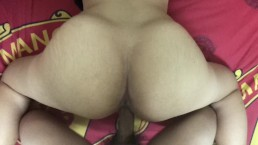 Big Ass Thai Wife Fucked My Dick