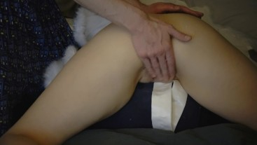 PERFECT PUSSY EDGING: Lingerie with Masquerade (and Dr. Who Pajamas) PART 4