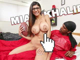 Kims Amateur Fucking, MIA KHALIFA- a Very Sexually assertive MiA KhalifA Gets Big Black Cock Babe Big