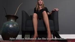 Nylon Sensation Meditation - TRAILER
