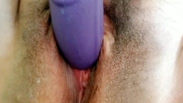 Cumming On My Toy Before Going To Work