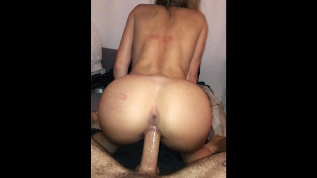 Sliding Dick Into Wet Pussy