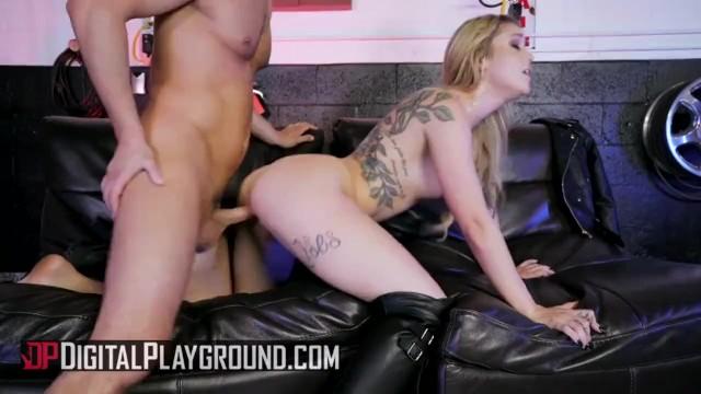 Adult indoor playground Digital playground - smoking badgirl ,kali roses, needs to be punished