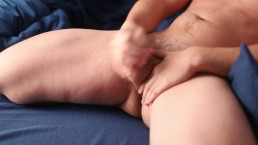 Cumming by myself