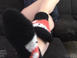 Teaser 32 - Sock and Foot Fetish