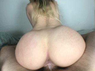 Shh! I Let My BF's Brother Cums in My Tight Wet Pussy