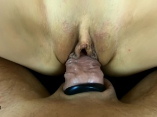 Intense Real Sex with Big Tit Teen