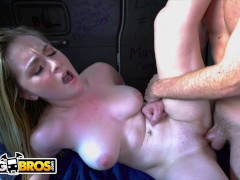 BANGBROS - Big Tits Blonde Kara Lee Tricked and Fucked By Tony Rubino