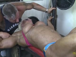 Old granny porno dildo vibrator