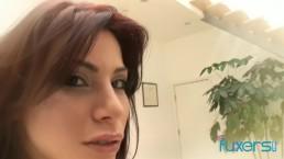 Alexa Nicole Latina facial