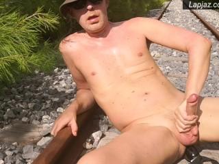 Railway Solo Male Self Anal Creampie - Lapjaz.com Ecosexual Ecoporn