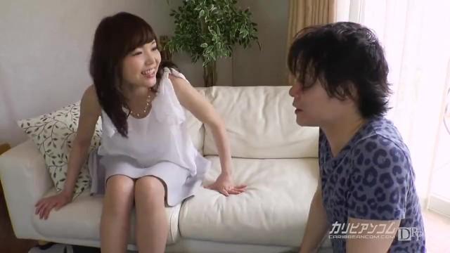 【無】一般女性が目の前で鑑賞 パート1 Shino Aoi